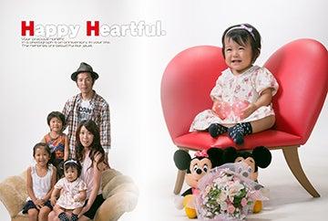 Fujita photo studio ハッピ-メッセ-ジ(^_-)-☆-120909 Hさん