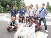 $ゴミュニケーション活動ブログ-3班の記念撮影
