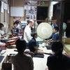 大野祭梅榮車保存会 古今散策(10月21日)に向けて練習中の画像