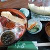 喫茶店「か寿が」で海鮮丼の画像
