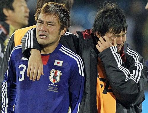 サッカー日本代表 ワールドカップ