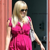 リース・ウィザースプーン 2012年 maternity pregnant dressの画像
