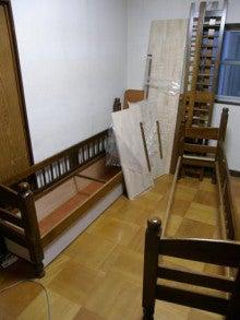 不要な二段ベッドのビフォー・アフター   手作りする暮らし