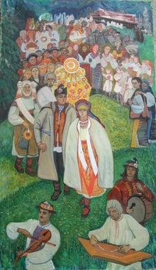 ウクライナの芸術等の私のブログ。-結婚