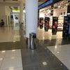 モスクワ空港のゴミ箱に絶句!の画像