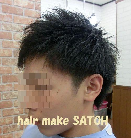 高校生ツーブロックヘアスタイル~ヘアカタログ画像髪型