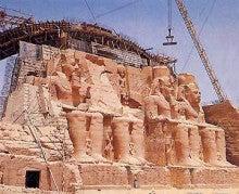 アブ シンベル 神殿