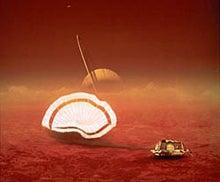 土星の最大の衛星「タイタン」の...