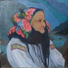カルパチアの祖母。