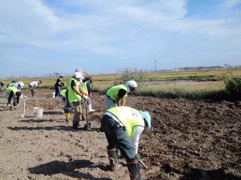 $『心援隊』びわこのブログ-農地復旧支援