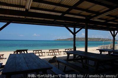 沖縄いちゃりばちょ~で~移住記-ウッパマビーチ