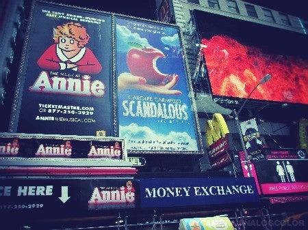 $すずきの通信-NYタイムズスクエア1