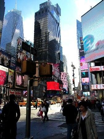 $すずきの通信-NYタイムズスクエア2