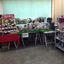 ただいま浜松生花市場…