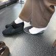 おばあちゃんの靴選び
