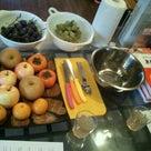 手作り酵素ジュース講座と和食ローランチ作りの記事より