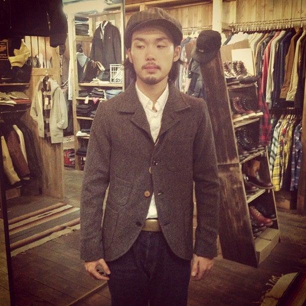 ORGUEIL-Sack Jacket   ORGAN中央店