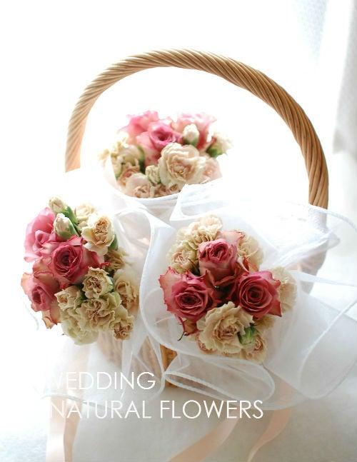 横浜の花屋*ブーケ&ギフト ☆ナチュラルフラワーズ・エムフラット-wedding475