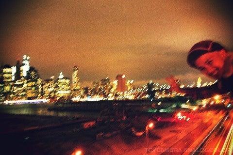 $すずきの通信-NY夜景 ブルックリン側1