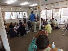 浄土宗災害復興福島事務所のブログ-20121024作町①