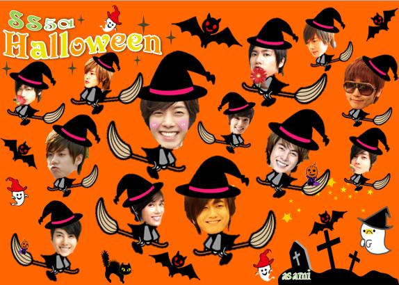 ss501 halloween