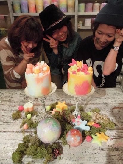 candle shop Kinari