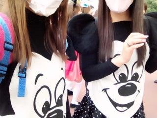 新谷良子オフィシャルblog 「はぴすま☆だいありー♪」 Powered by Ameba-おそろいミッキー☆
