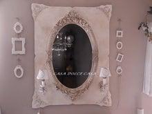 CASA DOLCE CASA  ミラノでシャビーシックな暮らし。-mirror 07 grande