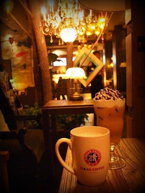 中国大連生活・観光旅行ニュース**-大連 MAAN COFFEE 漫珈琲