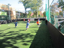 東京都小平市のフットボール場『トライフットボールフィールド』