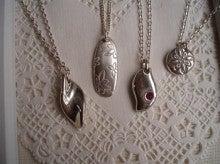 銀粘土と羊毛フェルトに囲まれて・・手作りを楽しむブログ  *アトリエ Silver・Mau日記*