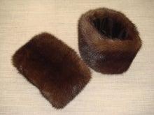 大木毛皮店工場長の毛皮修理リフォーム-毛皮のリフォーム ミンク カフス