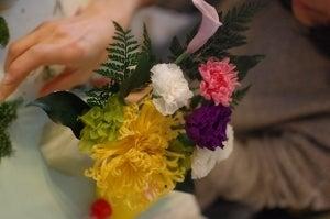 ~IKKA~神戸プリザーブドフラワー教室-プリザーブドフラワー 仏花 供花