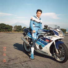 埼玉県草加市松原にある「ほぐし庵」は体も心もほぐします-GSXR400