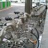 パリ自転車事情の画像