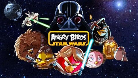 iOS Angry Birds Star Wars