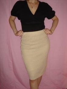 $R Dress Room-knit sk
