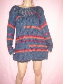 $R Dress Room-knit op blu