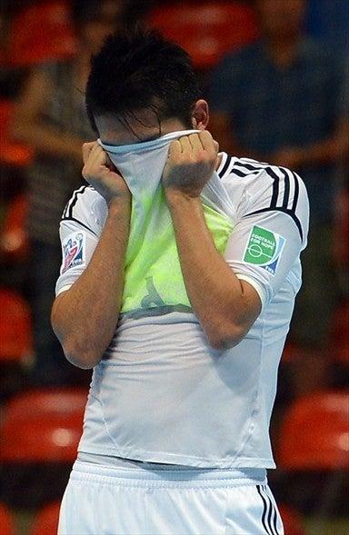 フットサルワールドカップ 決勝トーナメント 日本代表 ウクライナ戦