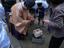 京町家を買って改修する男のblog-神主2