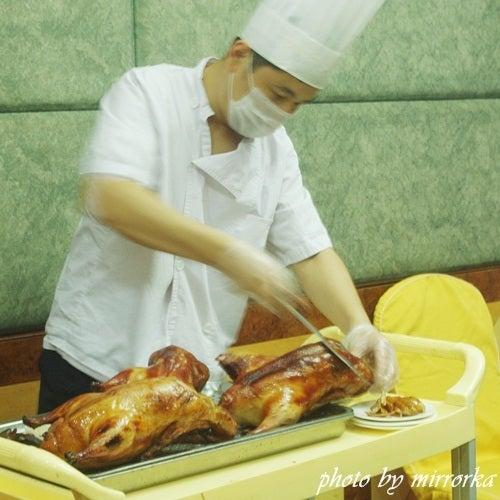 中国大連生活・観光旅行ニュース**-大連 全聚徳烤鴨
