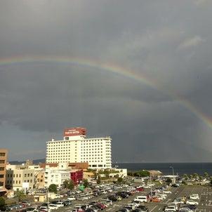 (・∀・)虹の画像