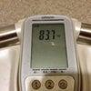 本日の体重 2012/11/15の画像