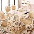 【送料無料】アンティーク調クラシック家具シリーズ【francesca】フランチェスカ:ダイニングテーブル
