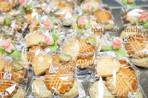 埼玉県蕨市のかわいいお菓子の教室Patisserie-Michi-お菓子教室 お菓子販売