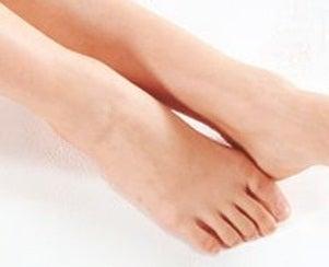 足の臭い 改善