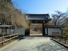 赤と黒-醍醐寺