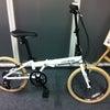 自転車導入!の画像