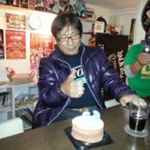 グラン浜田さんお誕生…