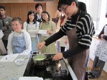 家庭料理と国際交流~あんなこんな